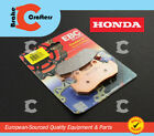1986 - 1987 HONDA CMX 450 REBEL CMX450C - FRONT EBC HH RATED SINTERED BRAKE PADS