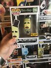 Funko Pop! Animation Mr Poopy Butthole #206 Hot Topic Exclusive Rick and Morty