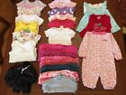LOT OF 6 month Baby Girl Clothing 31 items