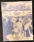 "GOTTLIEB ""BUCK ROGERS"" MANUAL (6081110)"