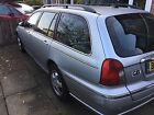LARGER PHOTOS: 2001 ROVER 75 CONNOISSEUR SE CDT AUTO FOR SPARES OR REPAIR