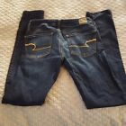 American Eagle Womens Skinny Super Stretch Jeans SIze 2