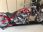 2004 Custom Built Motorcycles Chopper 2004 Four Horsemen Sword Pro Street Chopper Motorcycle