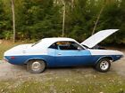 1973 Dodge Challenger 73 DODGE CHALLENGER RALLY DISC BRAKES AIR