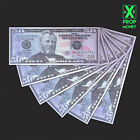 750 Hollywood Movie Style US 50 Dollars Full Print HQ Prop Paper Money