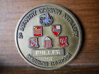 CHALLENGE COIN, US ARMY, 2ND INF. DIVISION ARTILLERY, WARRIOR THUNDER, DIVARTY