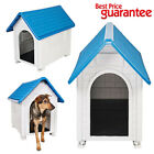 Comfy Safe Dog Pet House Waterproof All Weather Durable Shelter Home Outdoor