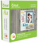 CRICUT LYRICAL LETTERS 2 FONT CARTRIDGE NEW 7 FULL FONTS WITH PUNCTUATION