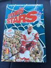 Detroit Red Wings Limited Edition Stevies Stars Box of Cereal
