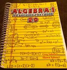 ALGEBRA 1 one A Teaching Textbook Greg  Shawn Sabouri Homeschool Math 2011 ed