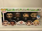Funko Pop Ghostbusters (4 PACK ) Set EXCLUSIVE * PROGRESSIVE DISCOUNTS *