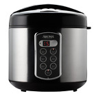 Aroma Housewares Professional 20-Cup (Cooked)  (10-Cup UNCOOKED) Digital Rice Co