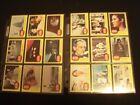 Lot Of 18 1977 Topps Star Wars Trading Cards (Yellow Border)
