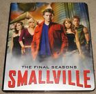 2012 CRYPTOZOIC SMALLVILLE 7-10 MASTER SET: ALL AUTOGRAPH, COSTUME, CHASE SETS