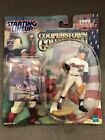 Starting Lineup Cooperstown Collection 1999 Nolan Ryan Figure And Card Rangers