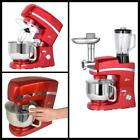 New Multifunction Kitchen Electric 6 Speed Countertop Tilt-Back Head Stand Mixer