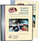 IEW Student Writing Intensive B Notebook  Packet Only NEW