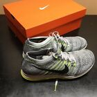 NIKE ZOOM FLYKNIT STREAK WOLF GREY ANTHRACITE 835994 007 Athletic Running Shoes