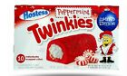 NEW SEALED HOSTESS LIMITED EDITION PEPPERMINT TWINKIES 10 COUNT FREE SHIPPING