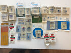 Vintage Lot of 100 Packages Sewing Machine Needles Schmetz, Singer, J.P Coats