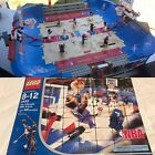 Lego 2003 NBA Basketball Set 3433 Ultimate Arena W Box Set 100% Shaq Kobe HTF