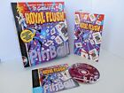 Gottlieb Pinball Classics Vintage Royal Flush Box - Manual - Vibrant Colors - CD