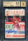 2012-13 CLASSICS SIGNATURES #97 AL MACINNIS SP BGS 9.5 10 AUTO SSP THE FLAMES