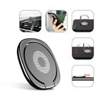 For Cell Phone Universal Magnetic Holder Car Mount 360 Finger Ring Desk Bracket