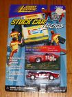 IC16 JOHNNY LIGHTNING 1/64 HO STOCK CAR LEGENDS FRED LORENZEN STP 1971 PLYMOUTH