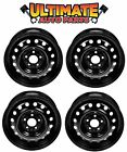 Wheels Set of 4 Steel 16 for 07 15 Jeep Patriot