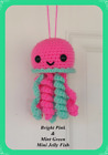 On Sale For A Limited Time Cool Little Adorable Handmade Jellyfish A Must See