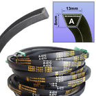 V Belt A Section Sizes A15 A59 8mm13mm High Quality For Industrial Lawn Mower