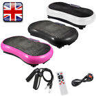 Ultra Slim Body Vibration Power Plate Masage Platform Fitness Shaker Machine