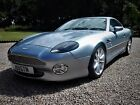 Aston Martin db7 i6 supercharged coupe series 2 1998 solent silver vantage kit