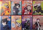 Naruto Complete Series Seasons 1 4 UNCUT DVD 220 Episodes NEW 1 2 3 4