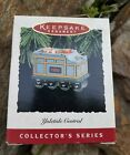 1995 Hallmark Ornament Yuletide Central # 2 Train Candy Tender Car Christmas Box