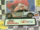 New! #12 Bobby Allison Race Car With Collectors Card And Stand. Racing Champions