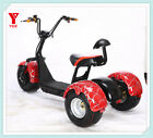 YIDE harley three wheel electric scooter 1000w 60v12a