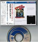 STATUS QUO Piledriver+Hello! JAPAN-ONLY 2 in 1 CD 33PD-362 w/OBI+7p P/S BOOKLET