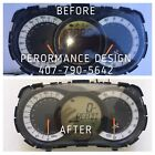 NEW !!!!!!! SEA DOO INFO GAUGE CLUSTER REPAIR 2010 / 2017 NEW !!!!!