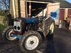 Fordson Dexta 4Wd Conversion Had Full Mechanical Rebuild