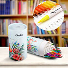 Ohuhu 80 Pcs Dual Tip Brush Twin Marker Pens For Adult Coloring Drawing Kids