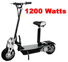 Super Turbo 1200 watt Chrome Electric Scooter wholesales 34mph