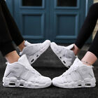 Fashion Mens Basketball Sports Shoes Outdoor Running Sneakers Athletic Couple