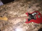 Vintage 1964 Hagstrom II Electric Guitar -Excellent - w/ OHSC