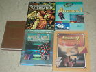 BJU Bob Jones 9th Grade 9 LOT Literature+Algebra+Physical World+English Textbook