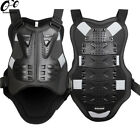 Motorcycle Body Armor Back Chest Protective Jacket Vest Motocross Guard USKYN