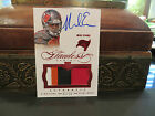 Panini Flawless Ruby Autograph Rookie Jersey Buccaneers Mike Evans 11 15 2014