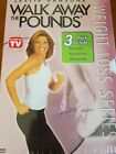 Leslie Sansone Walk Away the Pounds The Weight Loss Series DVD NEW SEALED