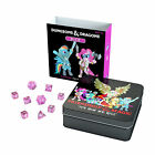 Dungeons  Dragons My Little Pony Dice Tin Hascon Exclusive